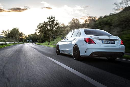 Leistungssteigerung für Mercedes-AMG