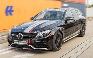 Mercedes-AMG C63 performmaster