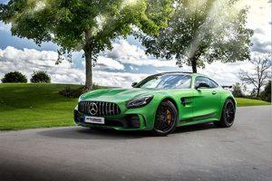 Mercedes-AMG GT-R Tuning