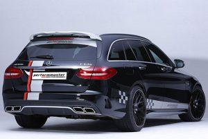 Mercedes-AMG Gewindefedern