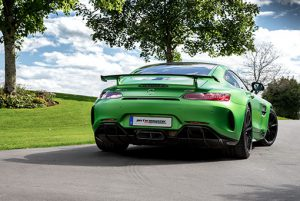 Chiptuning Mercedes-AMG GT R Tuning