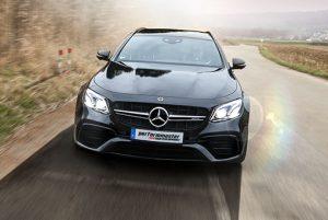 Mercedes-AMG E 63 S W213 Leistungssteigerung