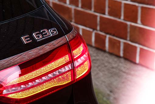 Mercedes-AMG E 63 S W213 Mehr PS