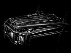 Mercedes AMG G63 wide Body kit