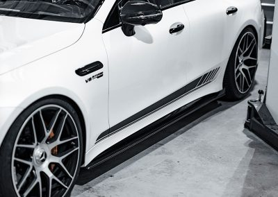 Side skirts for Mercedes-AMG GT 63S