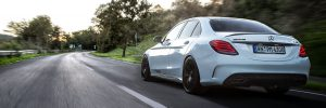 Tuning Mercedes C43 AMG Chiptuning Vmax Aufhebung