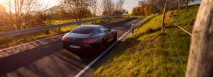 Vmax Aufhebung Mercedes AMG GT performmaster