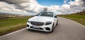 Mercedes C43S AMG performmaster