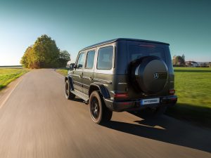 Chip tuning Mercedes AMG G63 805 hp